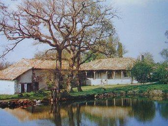 Le Parcot en 1987 avant sa rénovation