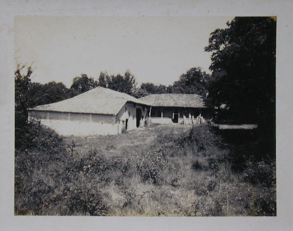 Le Parcot en 1980