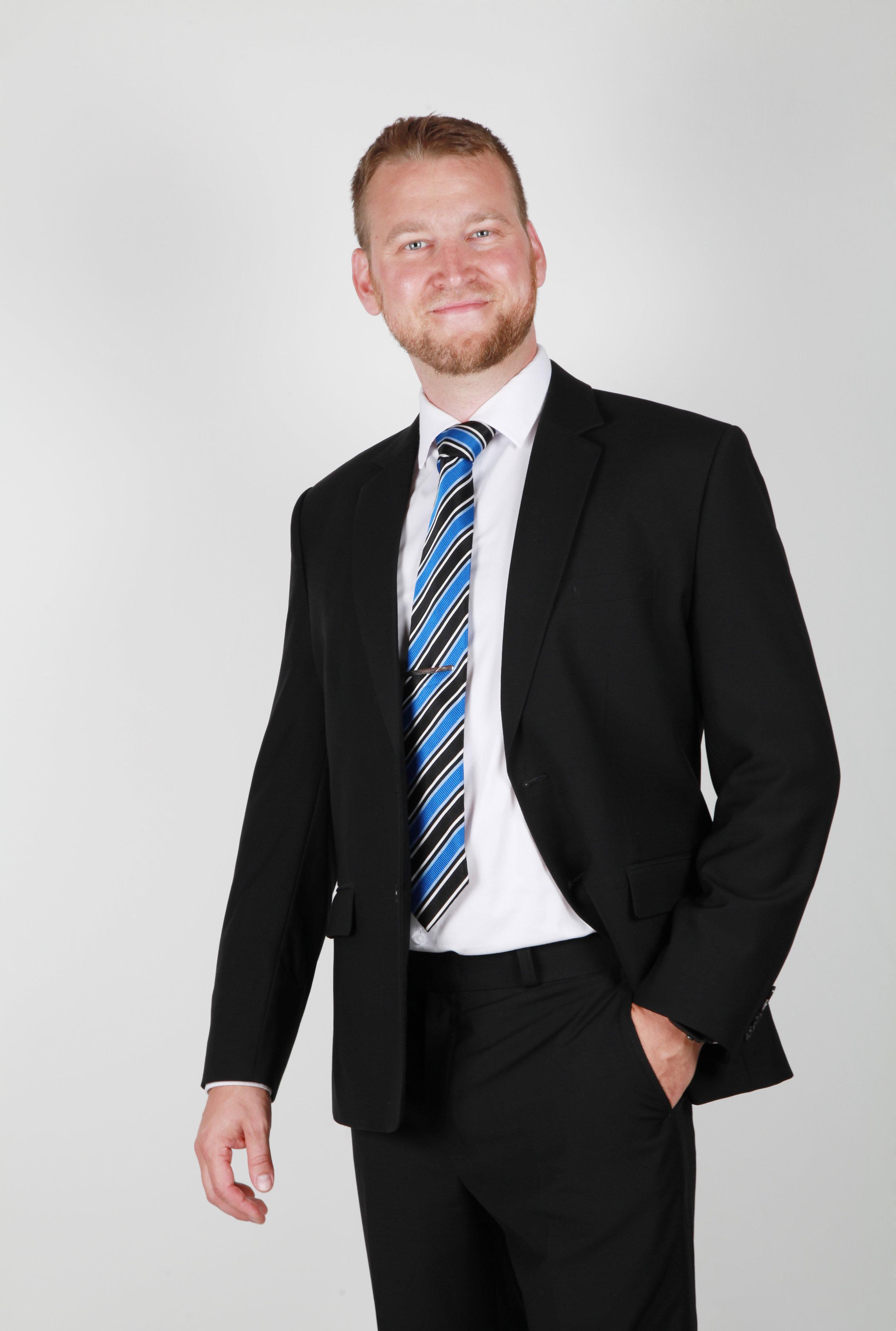 Lawyer Jan Huovinen