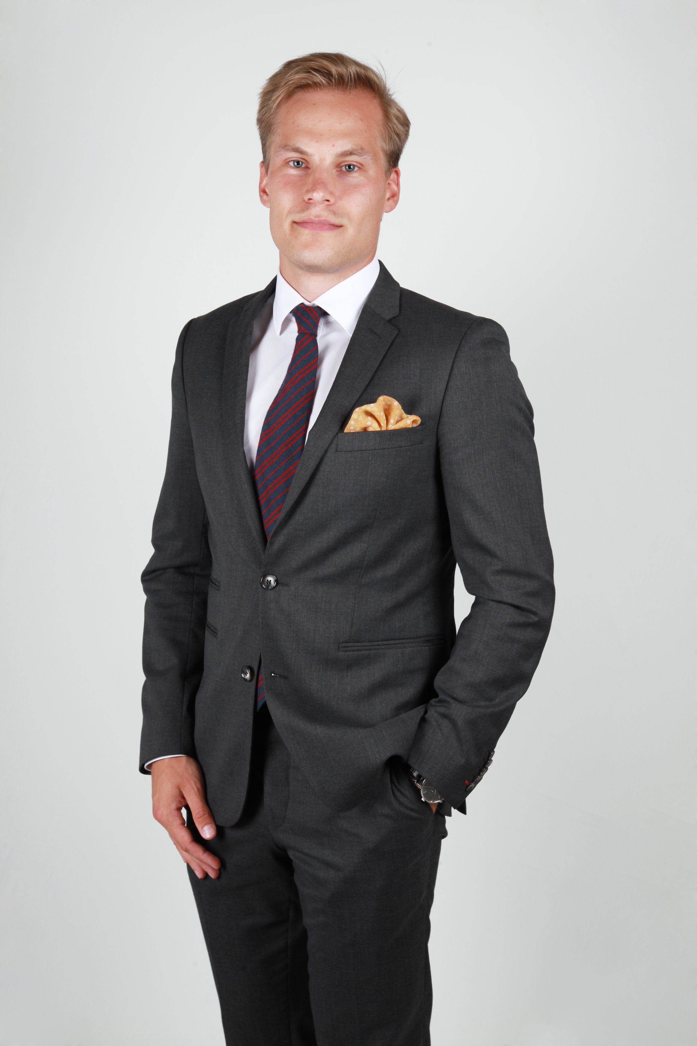 Lawyer Roope Raunio