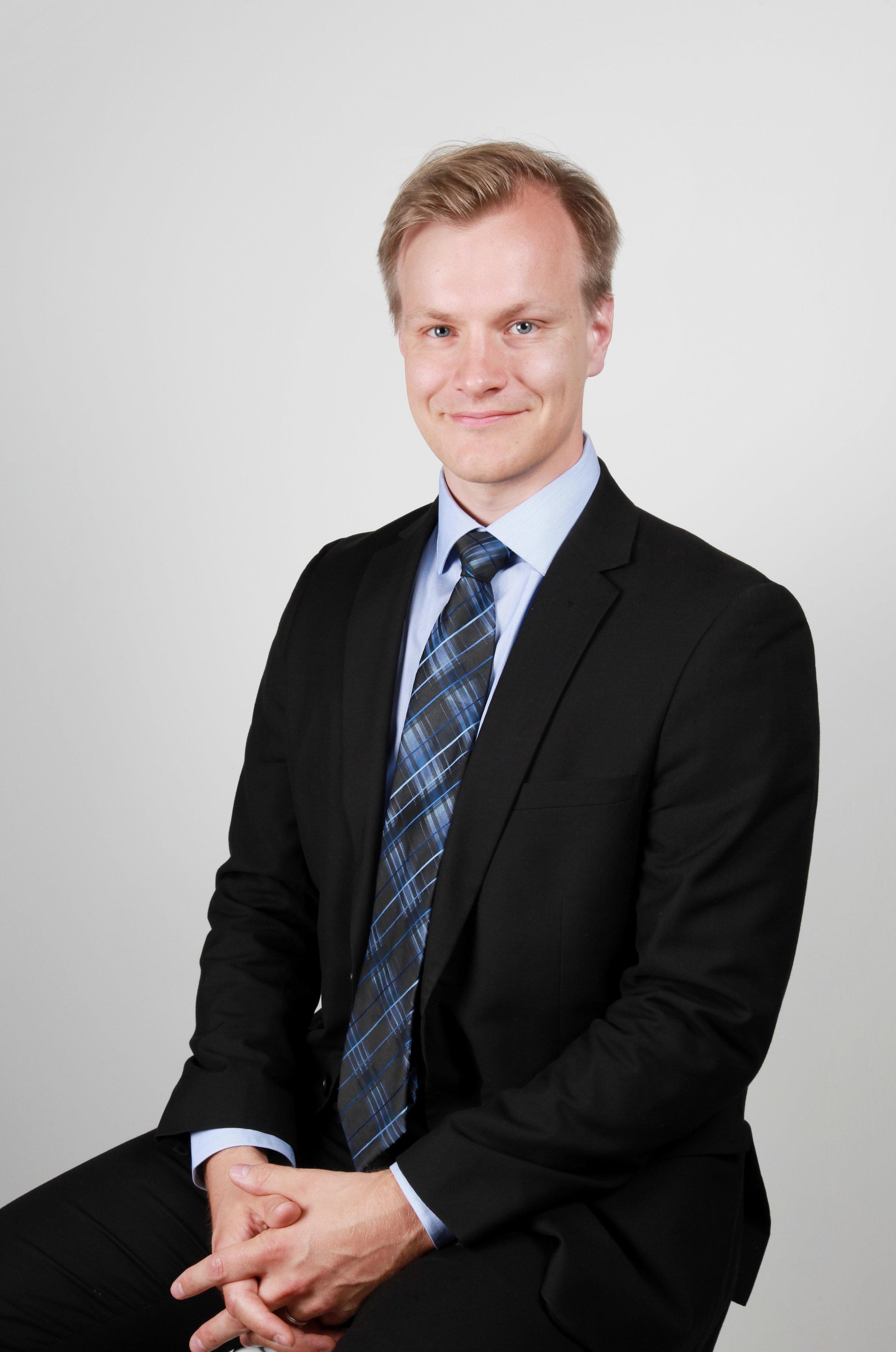 Jonne Rantanen, asianajaja, varatuomari
