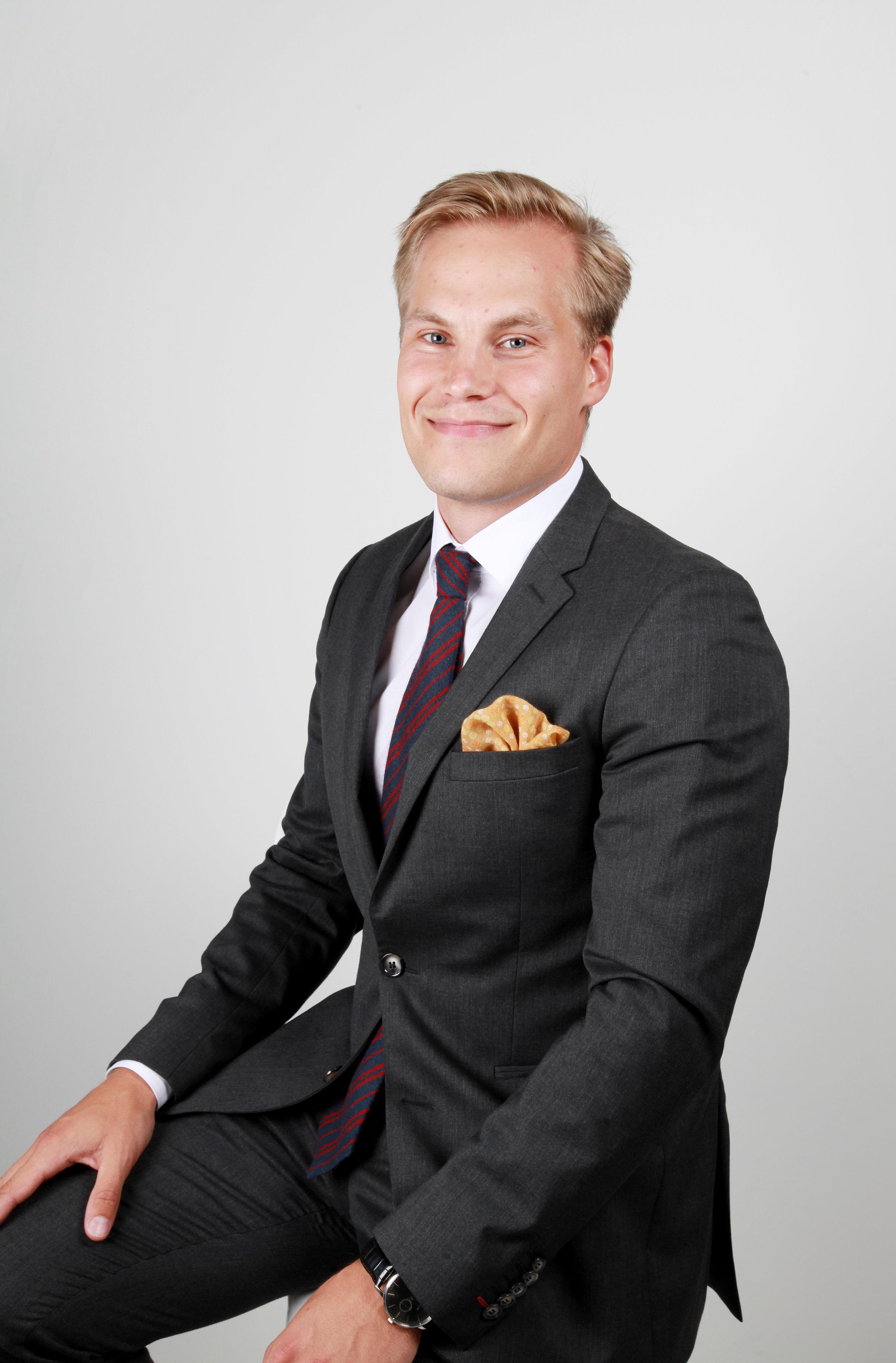 Roope Raunio, lakimies