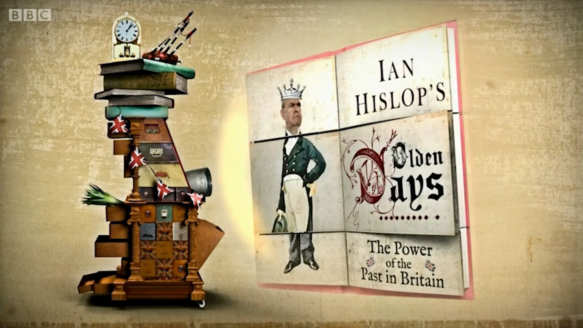 Ian Hislop's Olden Days | BBC 2