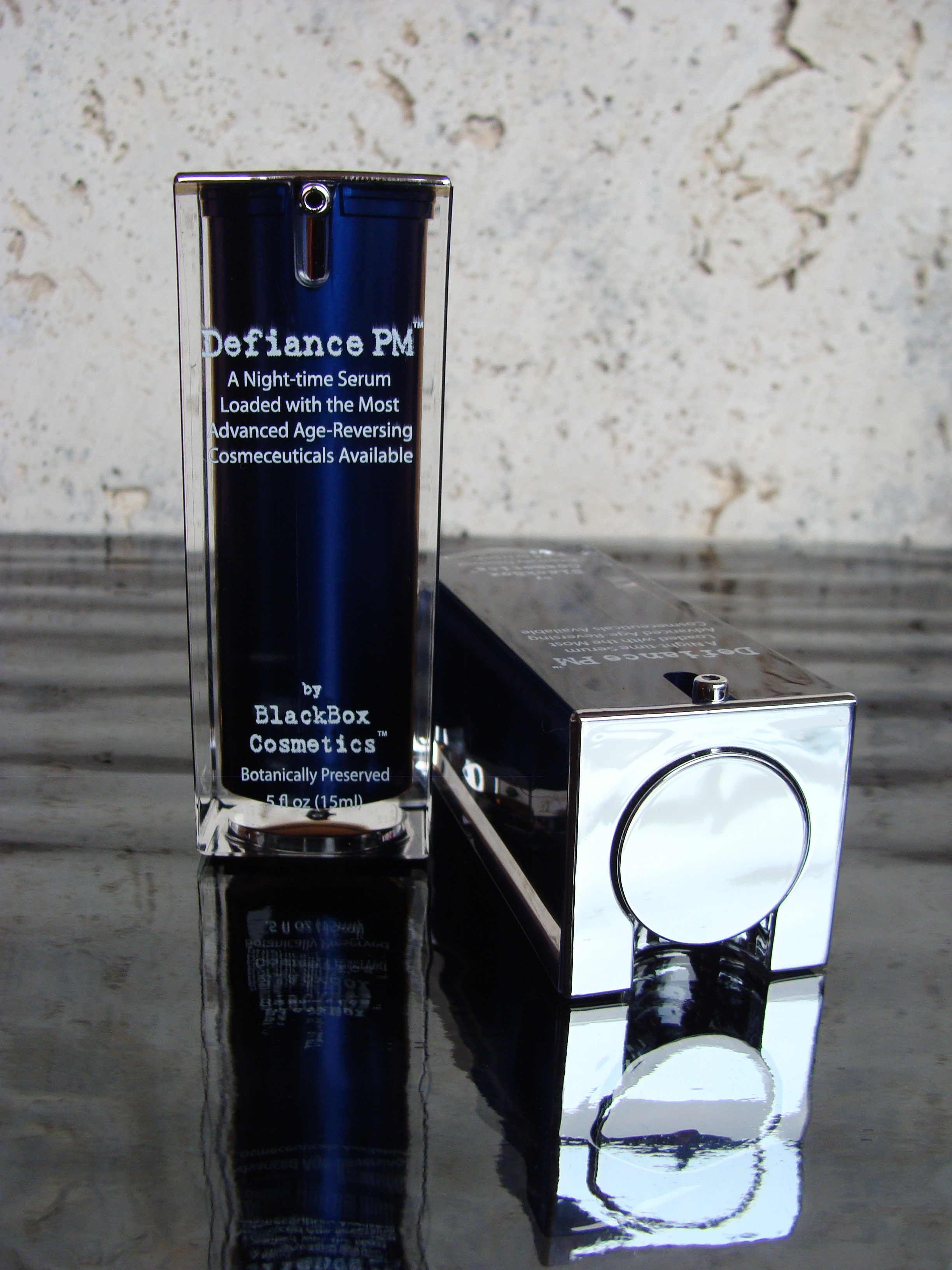 BlackBox Cosmetics Defiance PM