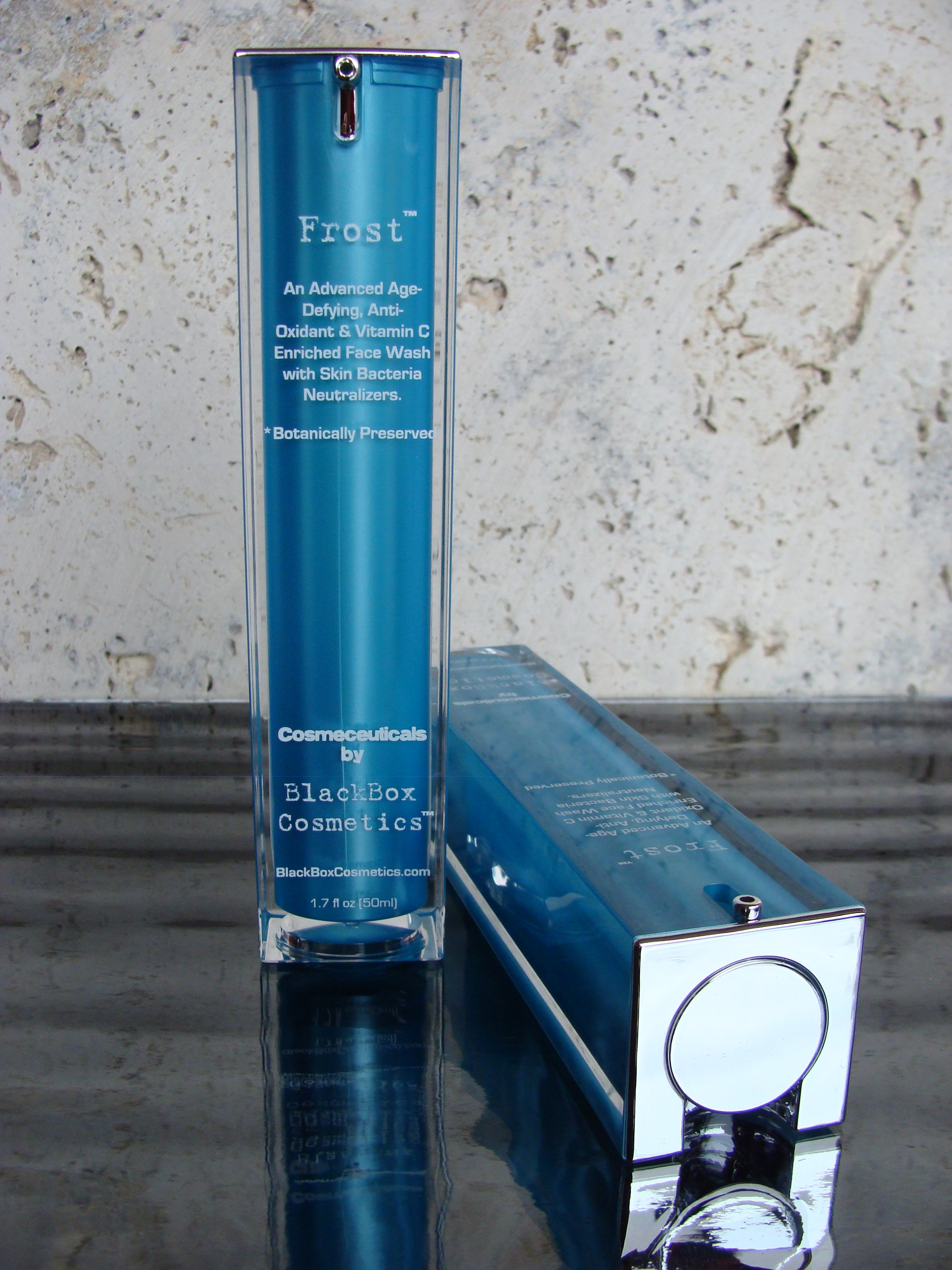 BlackBox Cosmetics Frost Facial Wash