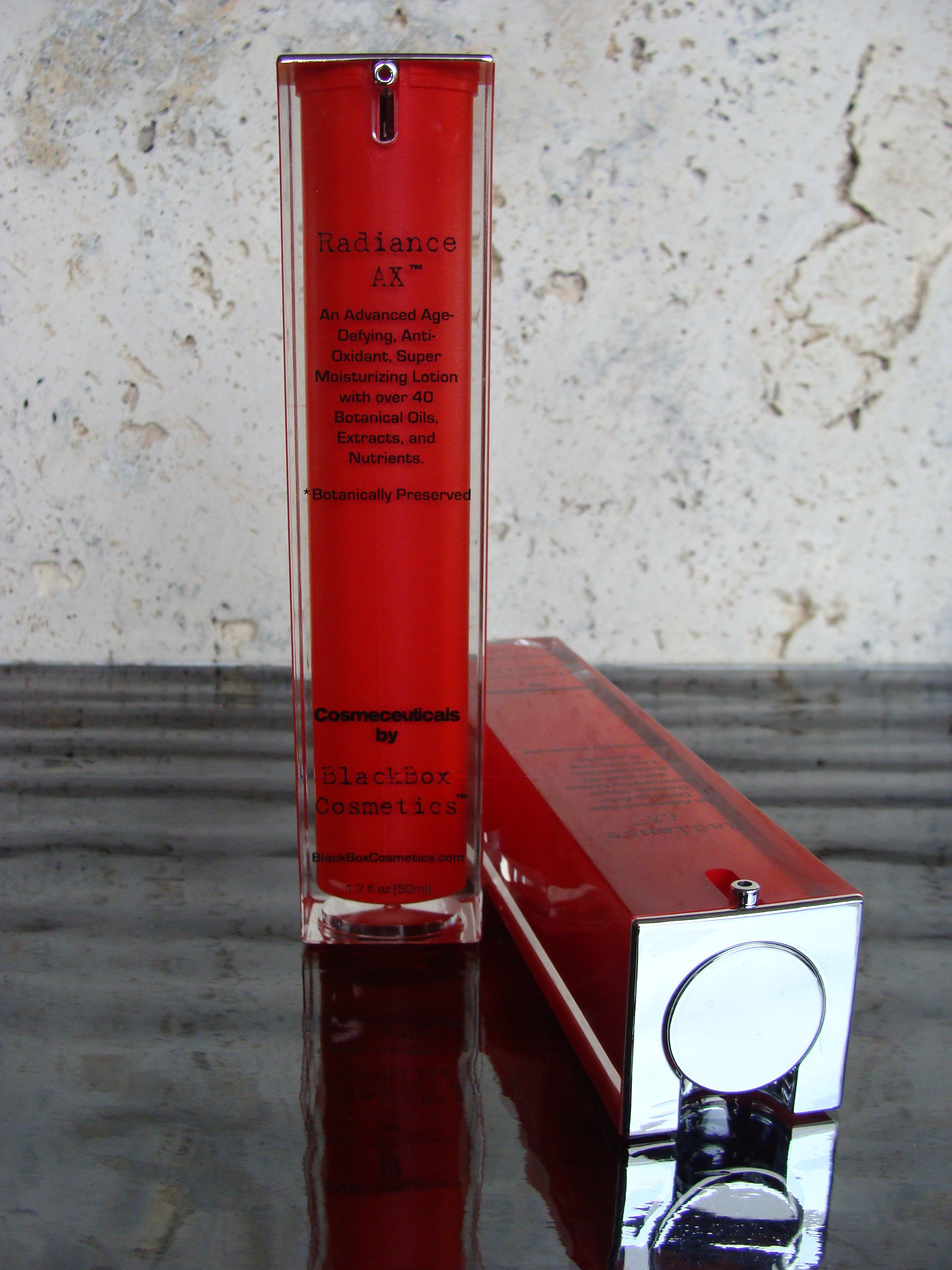 BlackBox Cosmetics Radiance AX