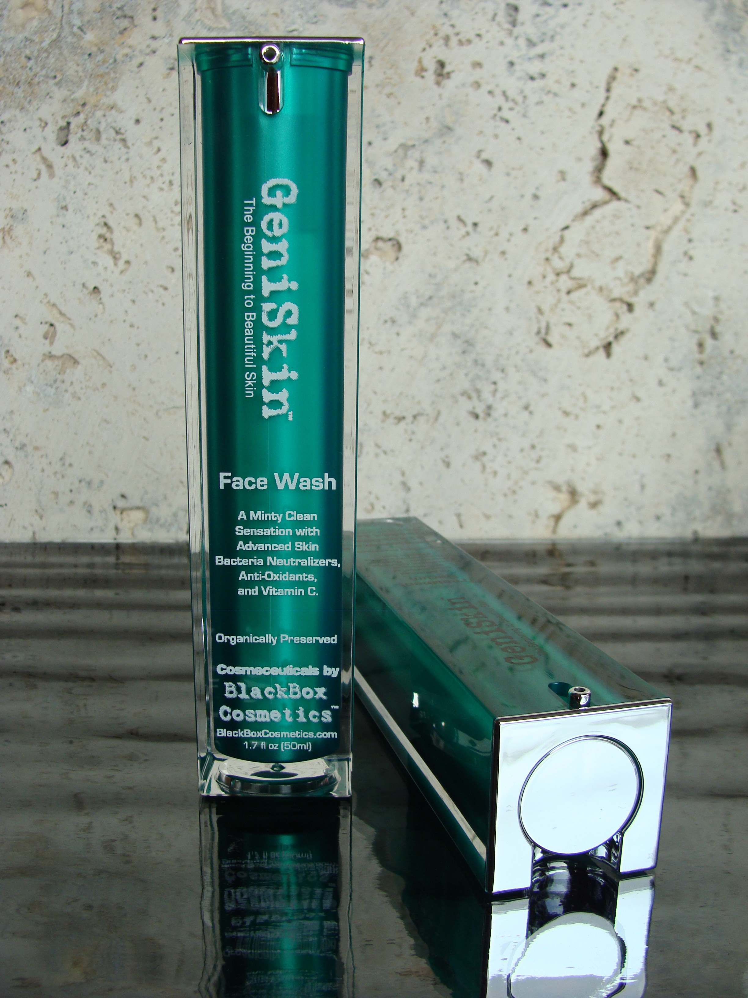 GeniSkin Face Wash by BlackBox Cosmetics