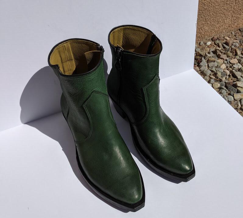 Signature Zip Boot