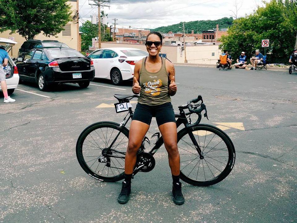 Ayesha in Minneapolis