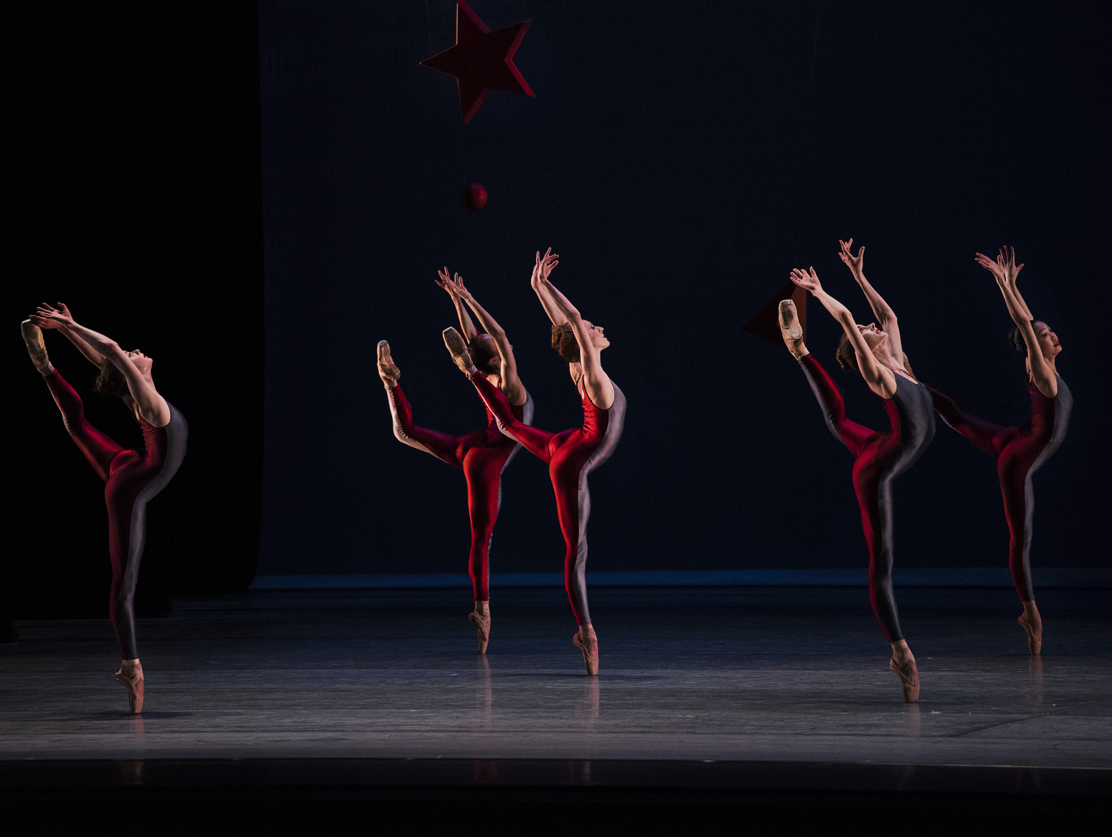 National Ballet of Canada, Alexei Ratmansky's Shostakovich Trilogy * Photo by Aaron Vincent Elkaim