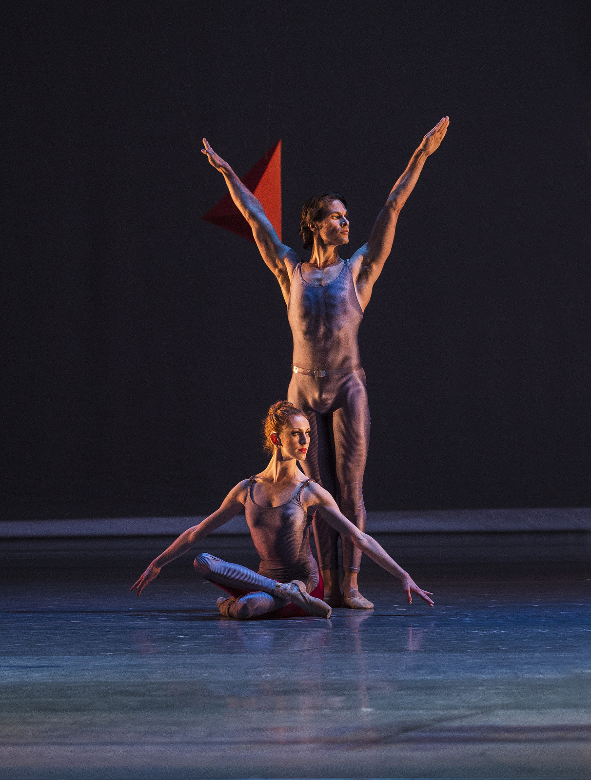 National Ballet of Canada, Alexei Ratmansky's Shostakovich Trilogy *Photo by Aaron Vincent Elkaim
