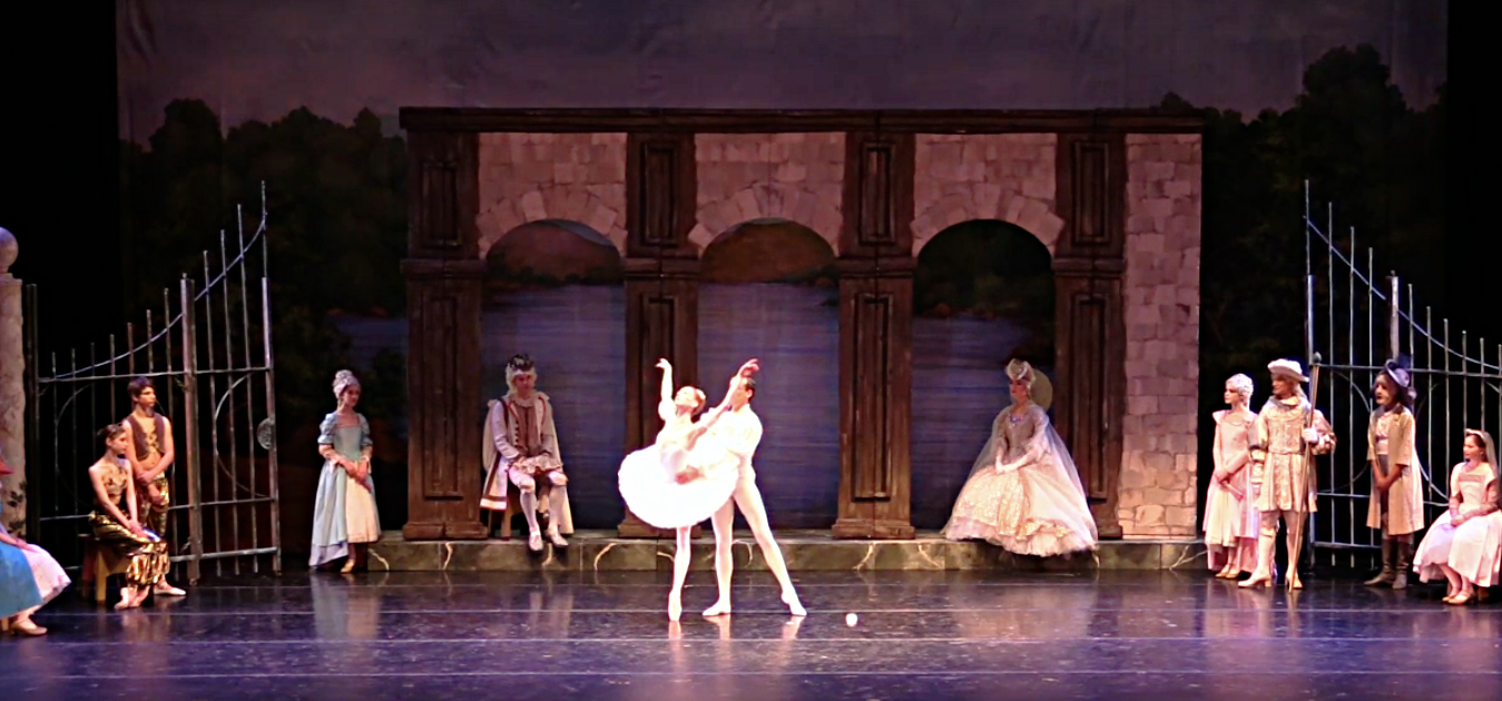 Ballet Minnesota, The Sleeping Beauty, Aurora