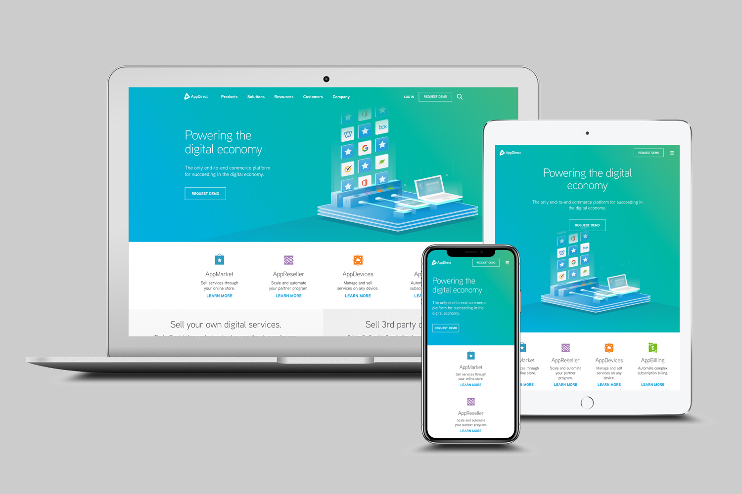 Responsive screens | Art Direction and Design with Mathew Barnes