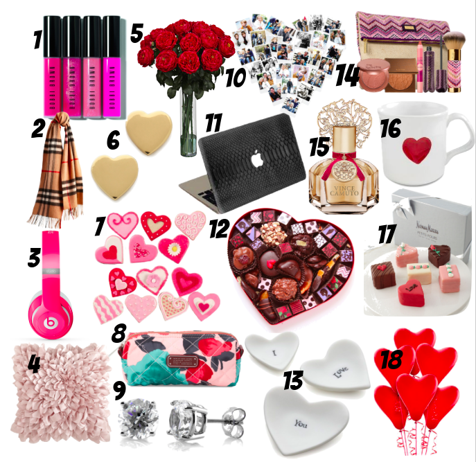 valentines day gifts for girls