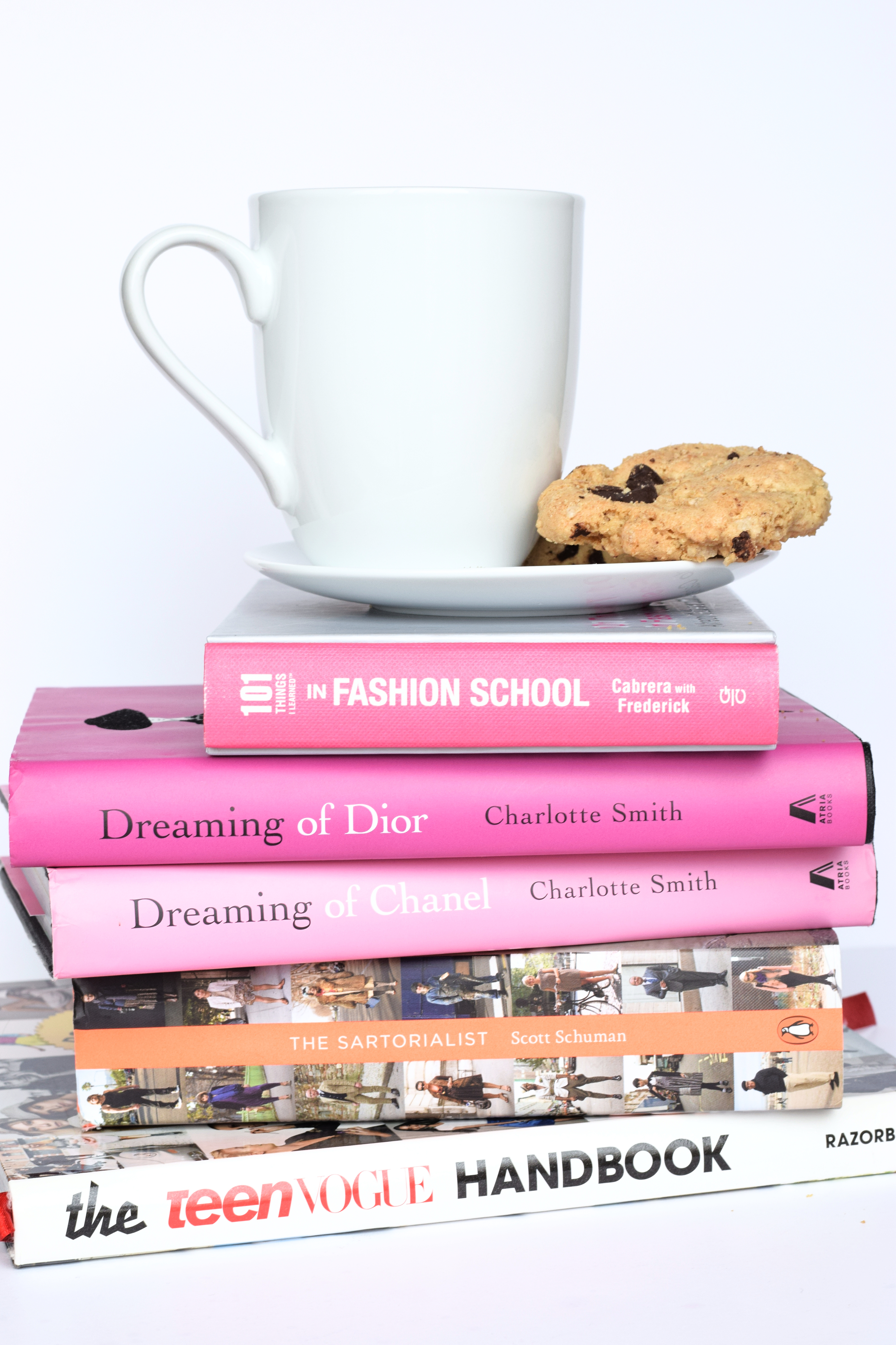 fashion and style books