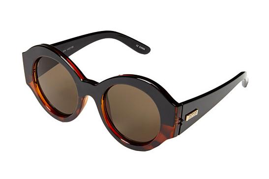Le Specs round sunglasses