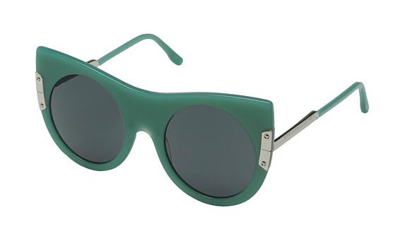 Stella Mccartney statement sunglasses