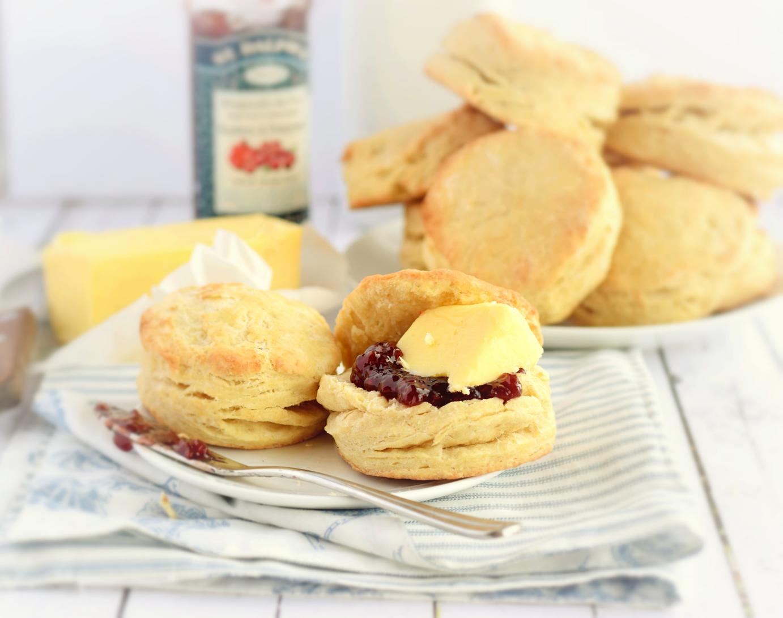 simple scone recipe