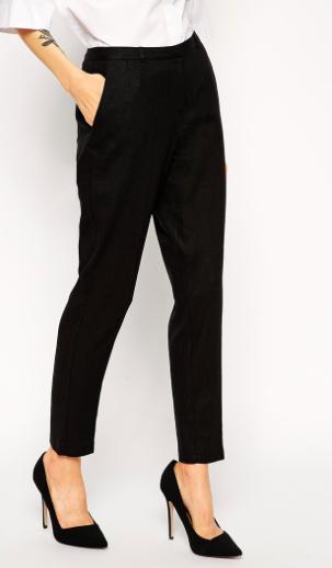 Asos slim tapered pants