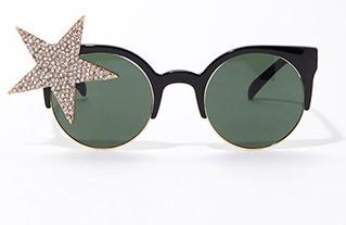 forever 21 star sunglasses
