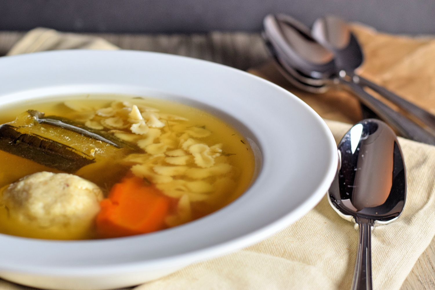 traditional chicken noodle soup recipe