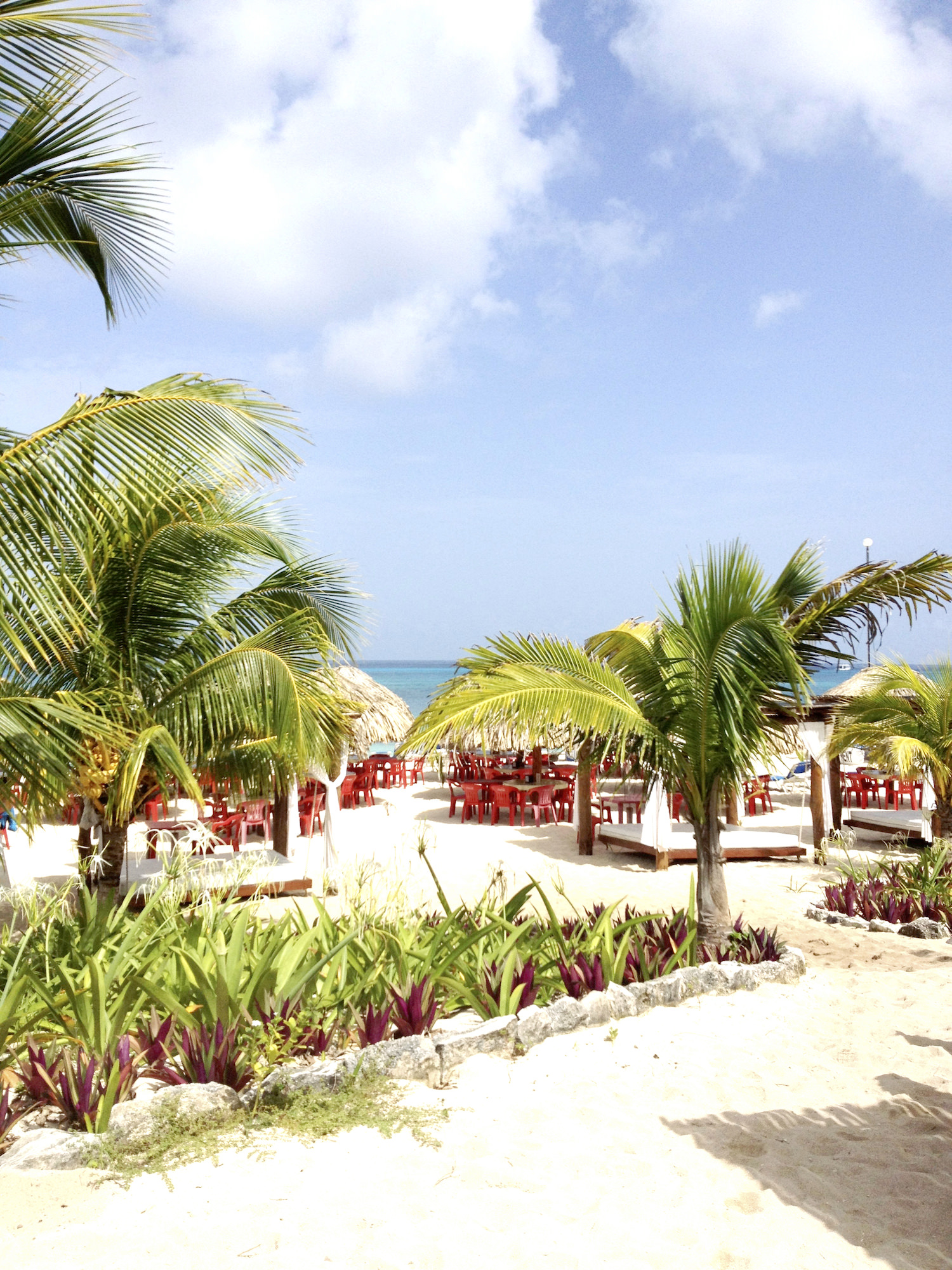 Summer 2012 in COzumel, Mexico