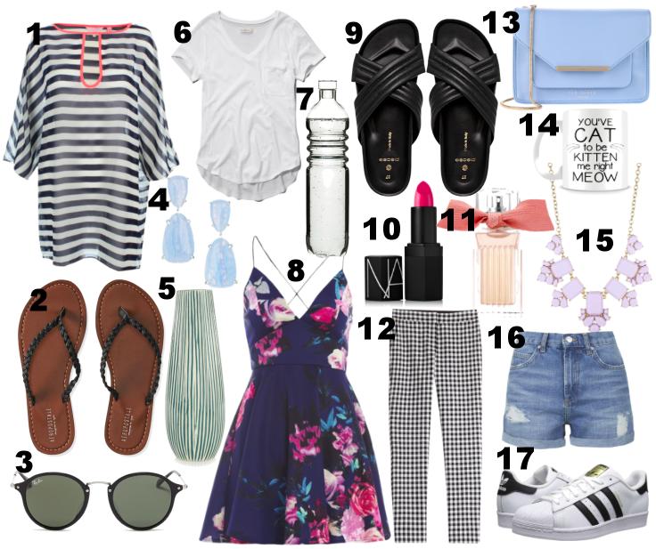 summer shopping guide