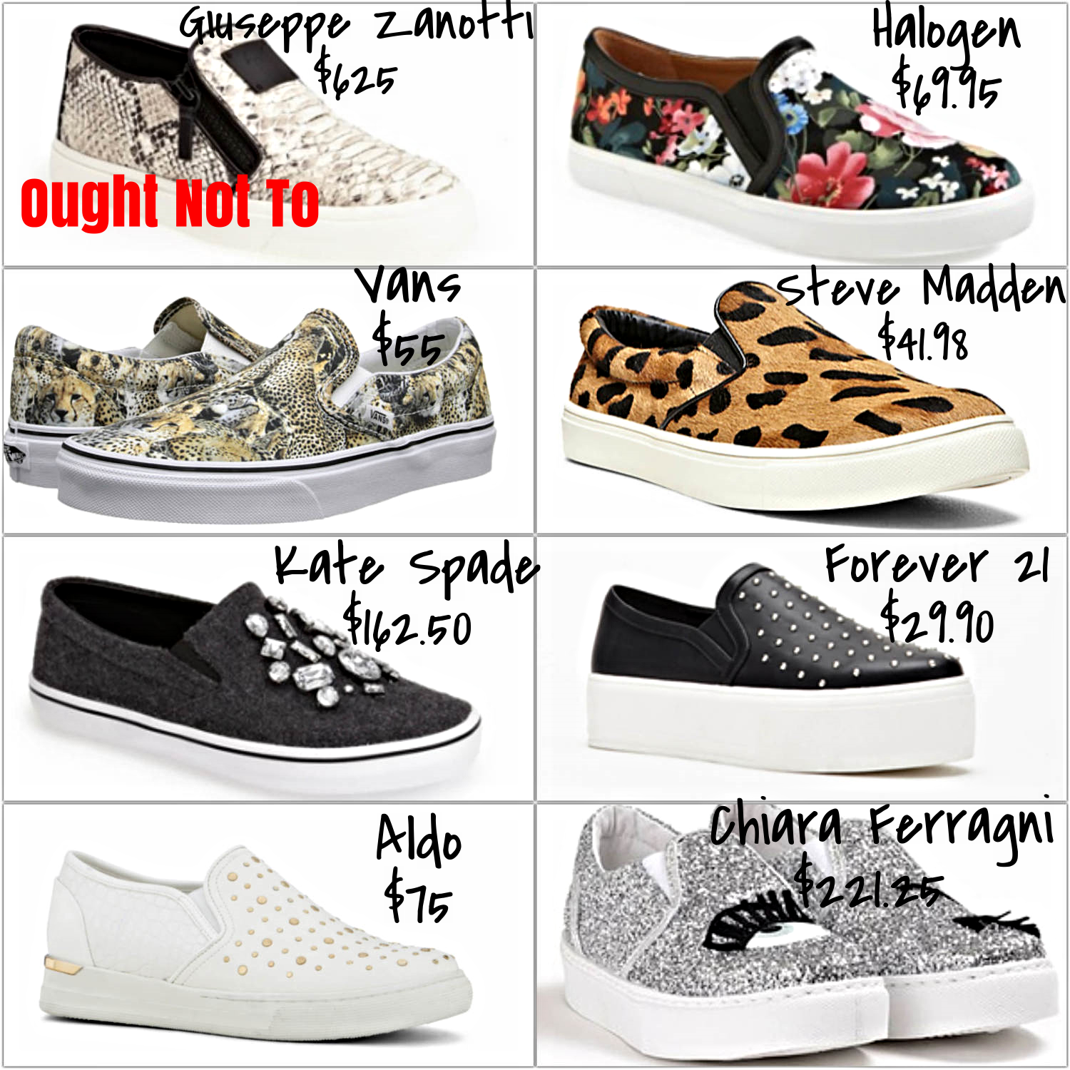 affordable slip-on sneakers