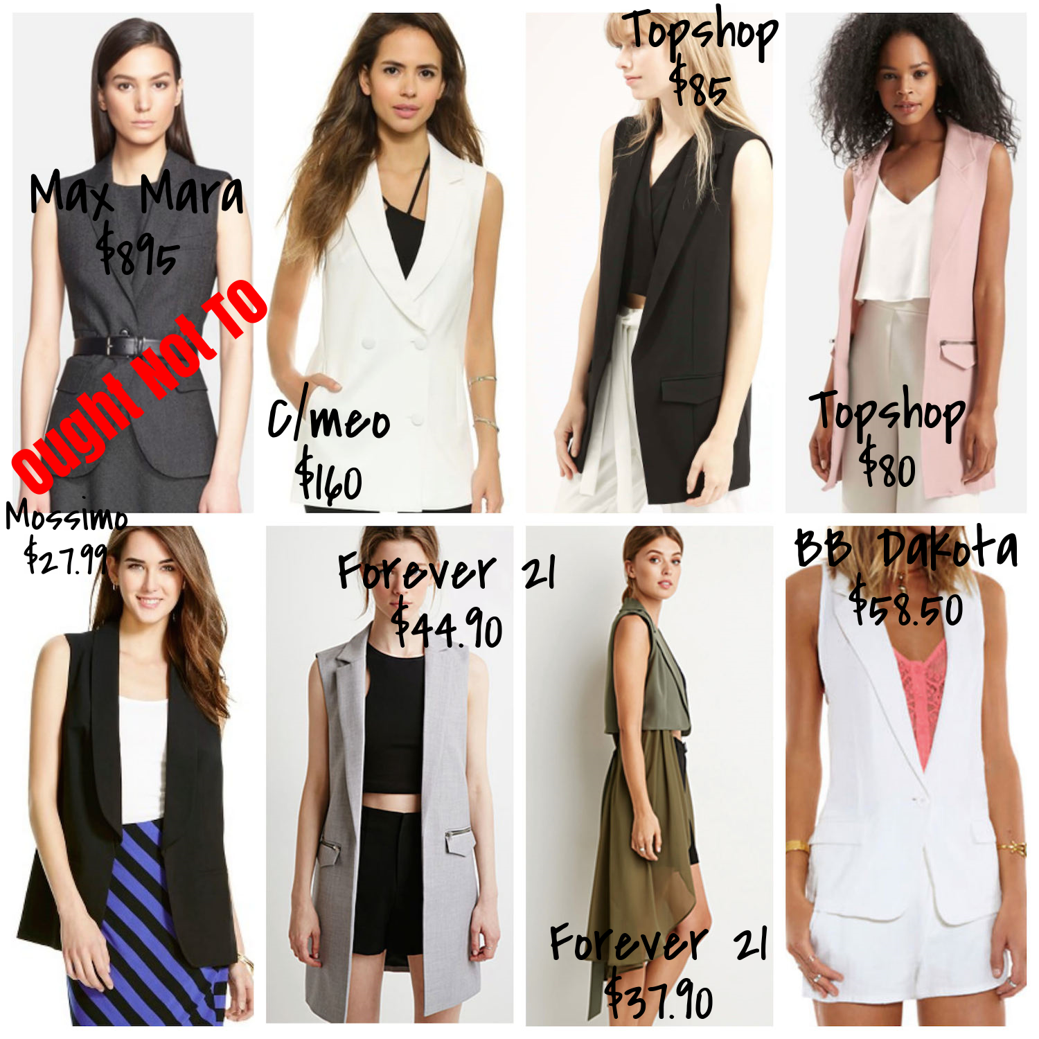 Affordable Formal Vests