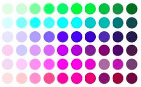 Cool Palette