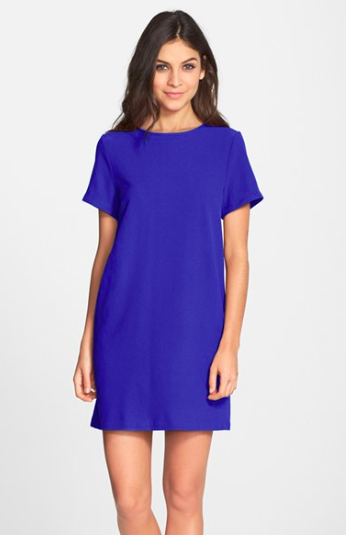 Felicity and Coco crepe dress