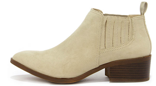 BC Footwear Stand Up Straight Bootie