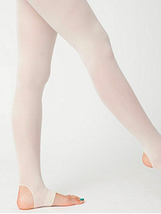 American Apparel stirrup tights