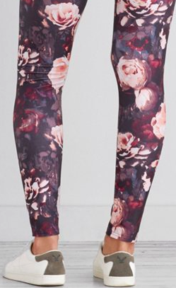 Aerie floral leggings