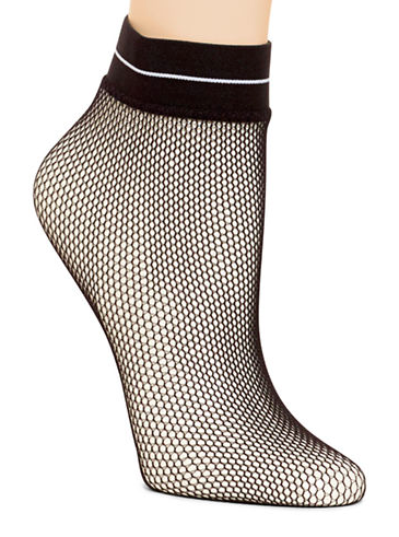 Hue fishnet socks