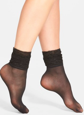 Nordstrom sheer socks