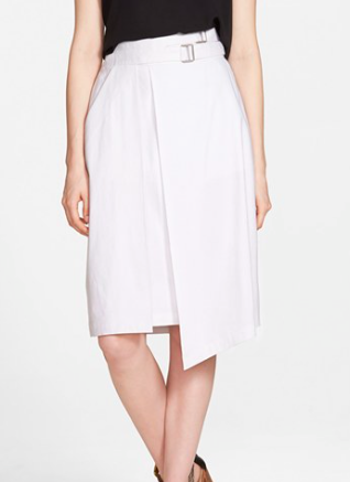 Bailey midi skirt