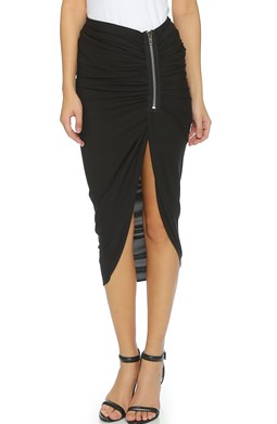 Bailey44 midi skirt
