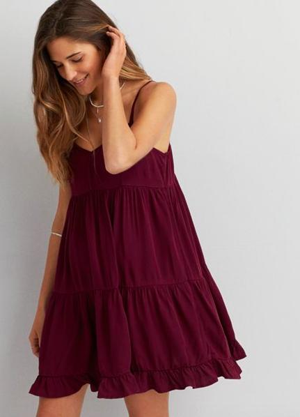 AE babydoll dress