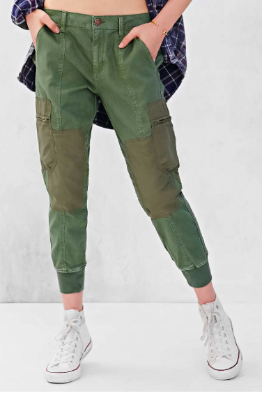 Urban Outfitters aviator pants