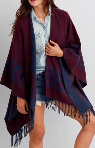 AE shawl
