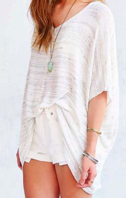 Urban Outfitters oversized tee
