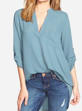 Lush loose blouse