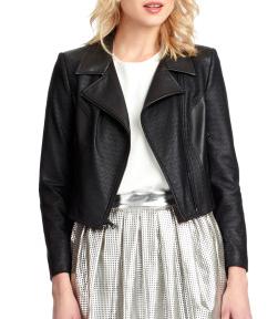 Sam Edelman vegan leather jacket