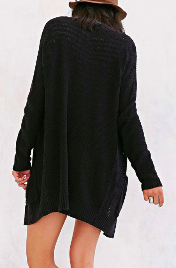 Urban Outfitters zippered cardigan