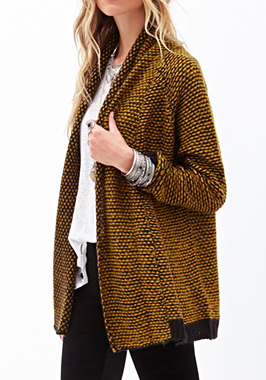 Forever 21 chunky knit cardigan