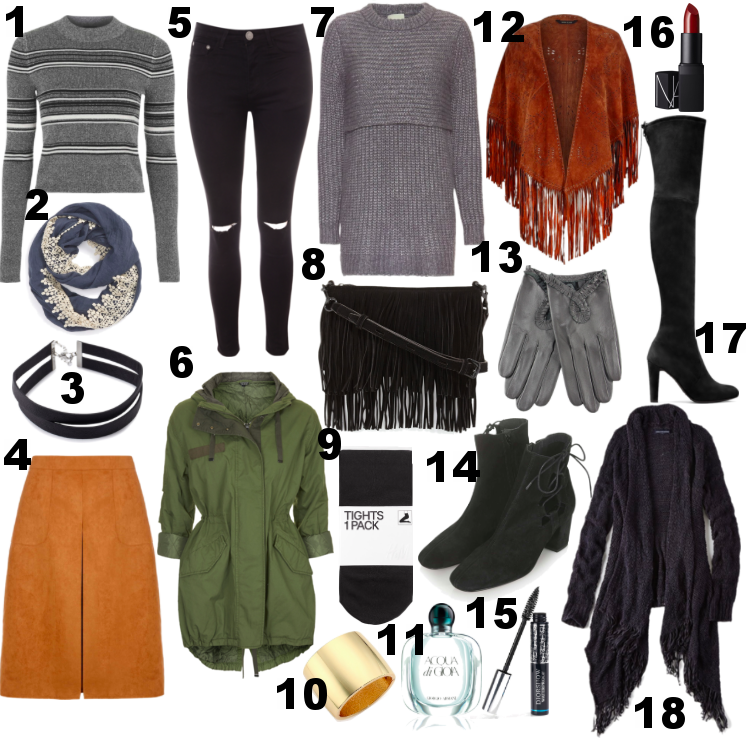 Autumn Shopping Picks | trufflesandtrends.com