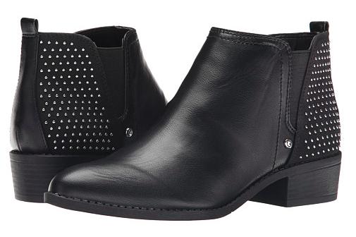 Guess short studded boots