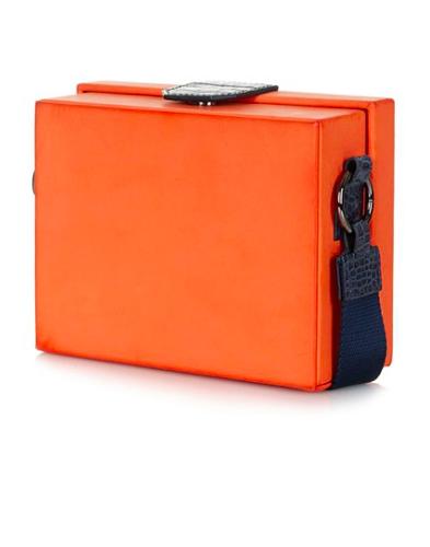 Topshop mini box crossbody bag