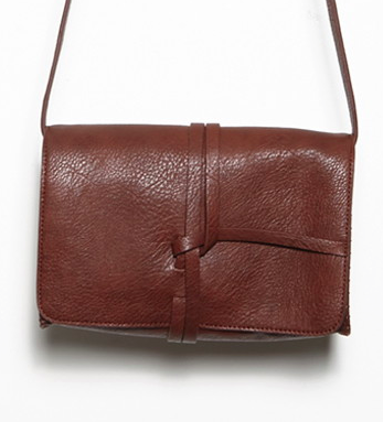 Forever 21 knotted crossbody bag